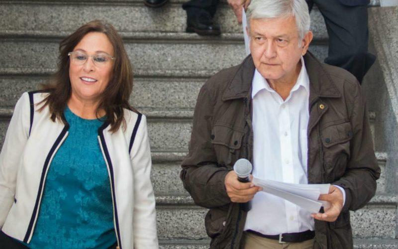 "En licitación para refinería de Dos Bocas, no invitamos a empresas ""por ser la Madre Teresa de Calcuta"": Rocío Nahle"