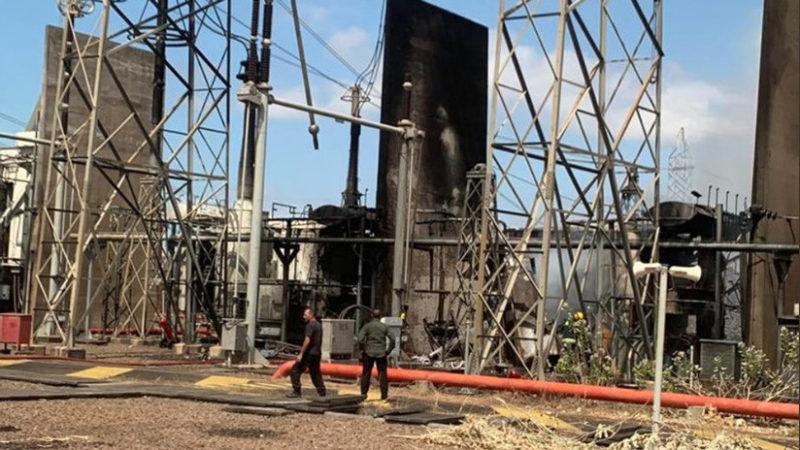 Apagón en Venezuela, por incendio intencional en una hidroeléctrica