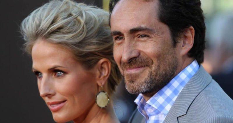Se suicidó en Los Angeles la actriz Stephanie Sherk, esposa del cineasta mexicano Demián Bichir
