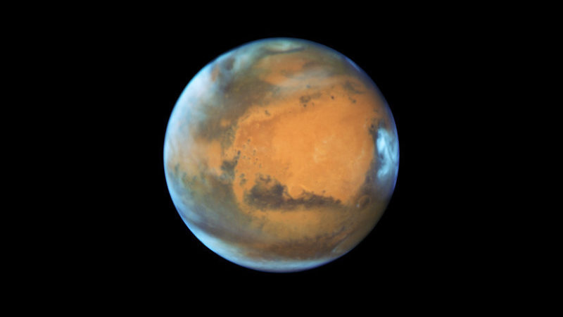 Por primera vez en la historia, científicos captan un terremoto en Marte y publican el AUDIO