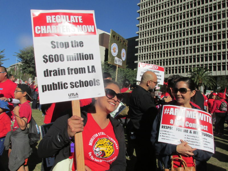 Video: Empiezan a abrirse paso entre legisladores de California iniciativas ley para regular por primera vez a las chárter desde que fueron establecidas, en 1992