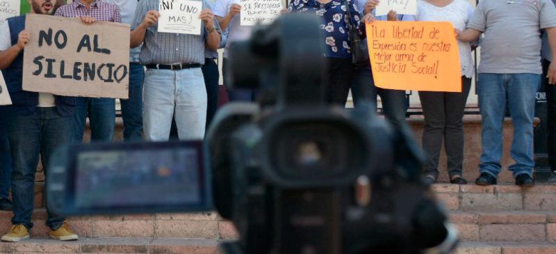 El país más peligroso del continente para la prensa sigue siendo México: RSF | Informe