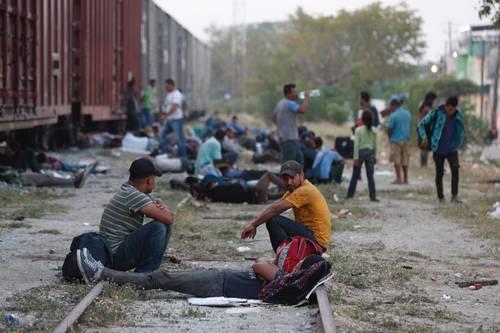 Escapan migrantes cubanos y salvadoreños de subestación en Chiapas