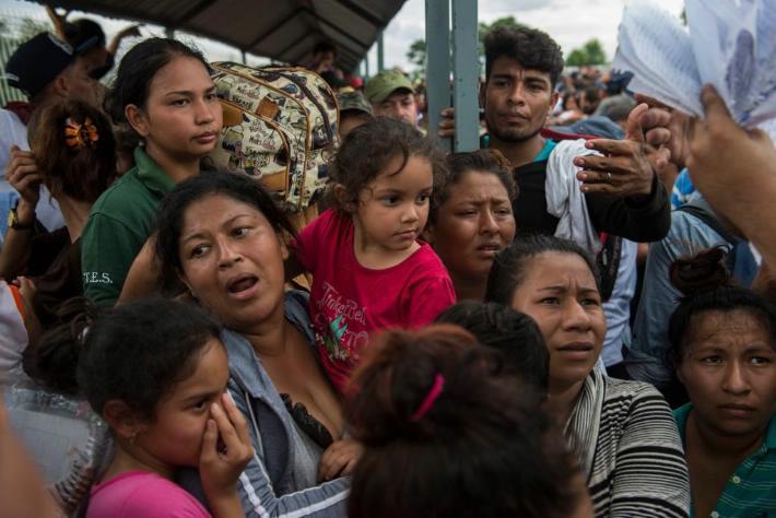 Migración: problema de EU, no de México