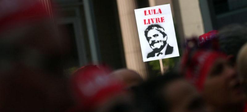 Justicia de Brasil reduce sentencia a Lula da Silva y posibilita liberación anticipada