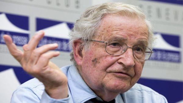 Video: Noam Chomsky: Lula es el preso político más importante del mundo