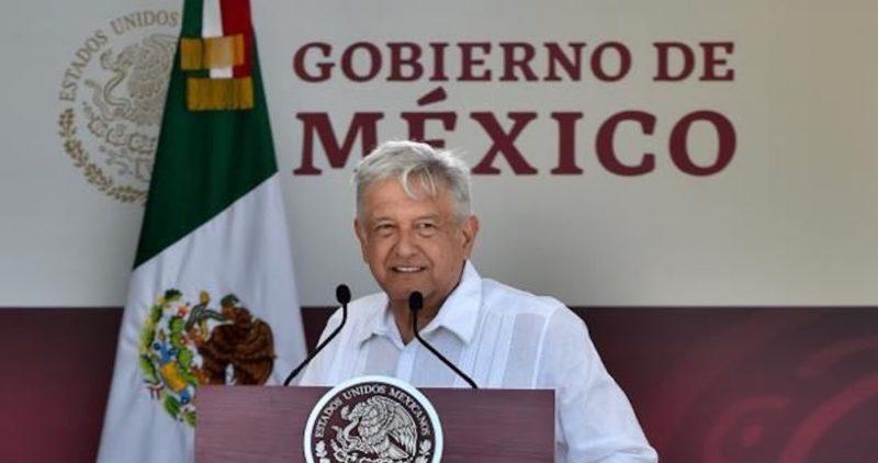 """Video: AMLO promete serenar al país y traer justicia (""""me canso ganso""""). Lamenta el ataque en Minatitlán"""