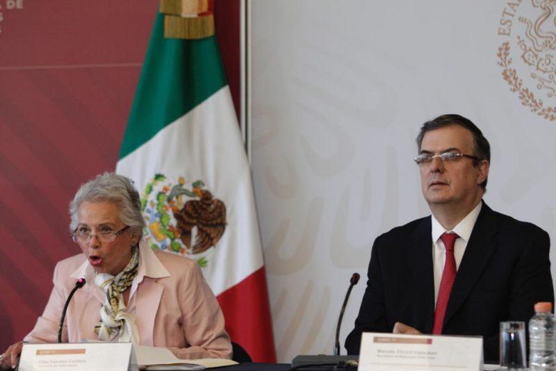 """México experimenta un """"inédito"""" flujo migratorio: llegan de Centroamérica, Cuba, Africa y Asia: SRE y SG"""