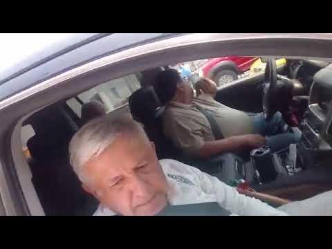 Video:  Pobladores reclaman a AMLO, con gritos, por el Alcalde de Salina Cruz, Juan Carlos Ateca