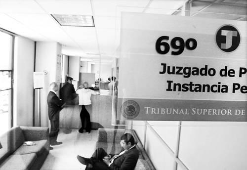 Datos de la Judicatura entre 2012 y 2017. La mayoría recibe castigos temporales aun cuando se les detectan cifras mayores a su salario.