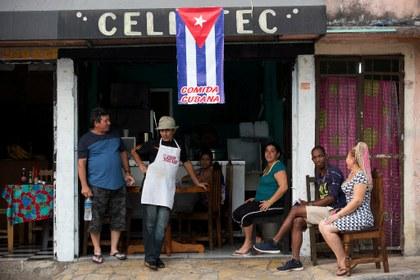 "La ruta del ""escape migratorio"" que  llega a México desde Cuba"