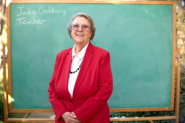 Jackie Goldberg, defensora de la educación pública, ganó ampliamente la elección de la titularidad del distrito 5 de LAUSD