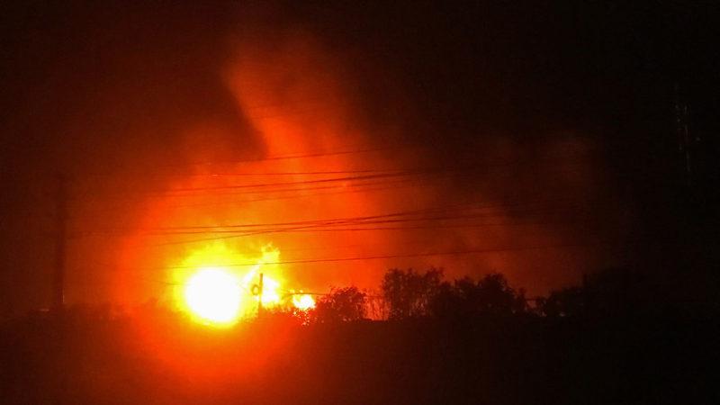 Videos: Explosión en un ducto de Pemex, por posible ataque de huachicoleros; no hubo lesionados ni fallecidos