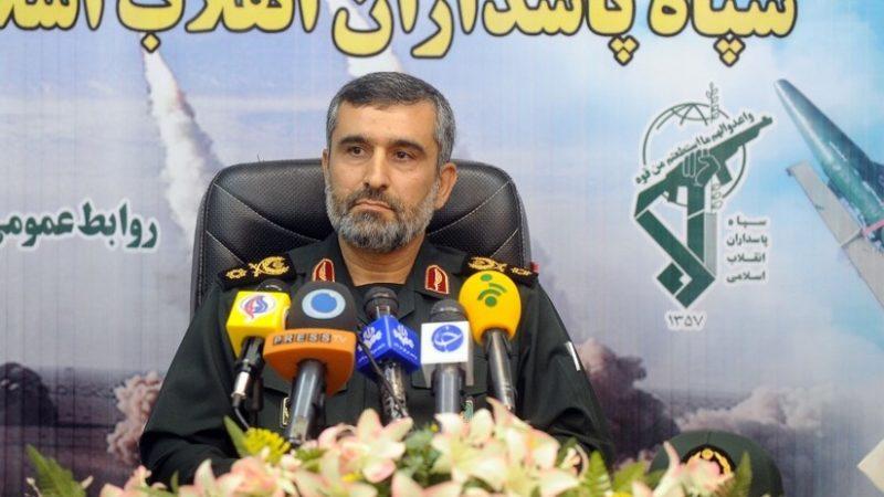 """Comandante de la Guardia Revolucionaria de Irán: """"Si EE.UU. hace un movimiento, les golpearemos en la cabeza"""""""