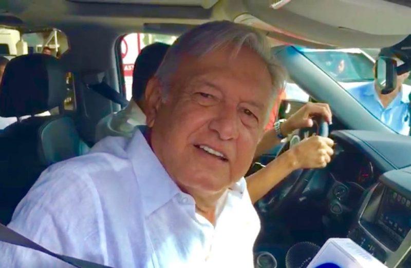 """""""Se va a aprobar"""" el l Tratado México, EU, Canadá. afirma López Obrador; triunfo de la diplomacia, que Trump haya eliminado el arancel al acero mexicano, dijo"""