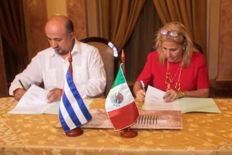 Cuba y México analizan comportamiento del flujo migratorio