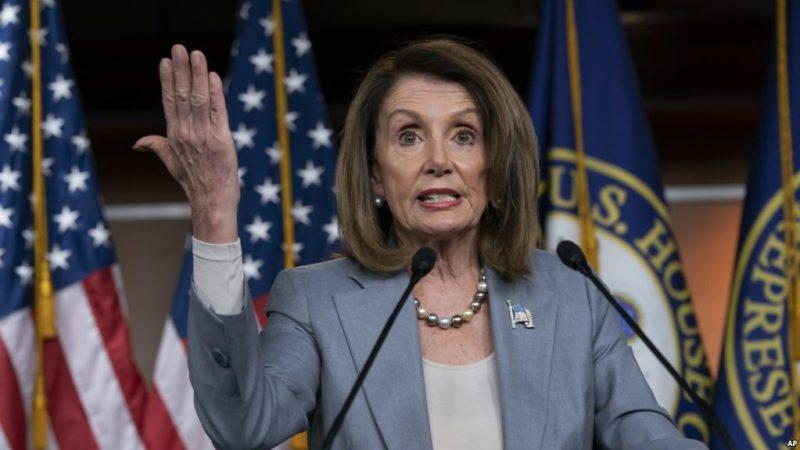Trump provoca una crisis constitucional al negarse a ser investigado por el Congreso: Pelosi
