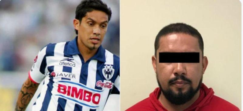 """Detienen al ex futbolista  Jesús """"Cabrito"""" Arellano en Monterrey; es acusuado de abuso sexual a una sobrina"""