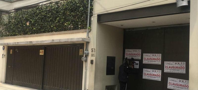 Clausuran supuesta casa de Mancera; su ex secretario se atribuye la propiedad y abre polémica en Twitter