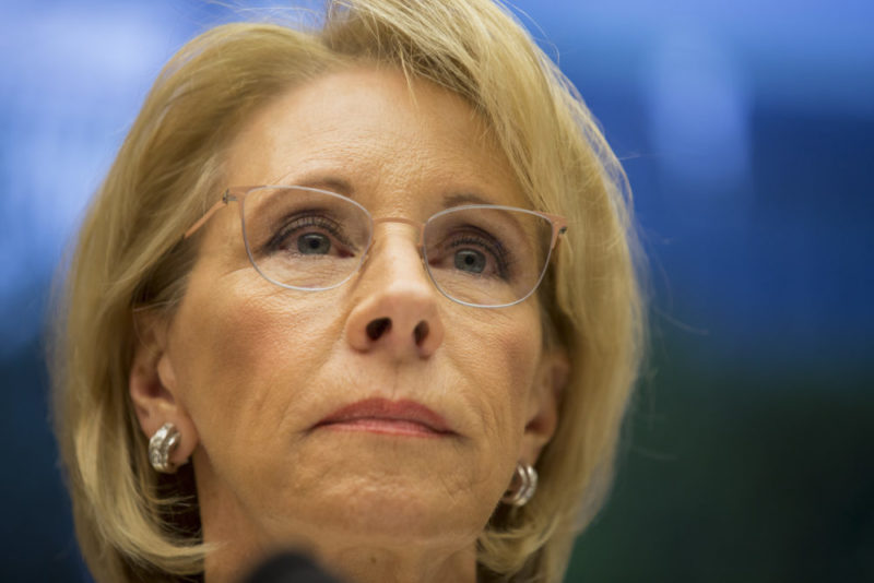 NEA, CTA Win Lawsuit Against DeVos, Protect Online College Students
