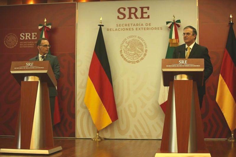 Ebrard anuncia en EU plan de desarrollo para el sur de México y Centroamérica
