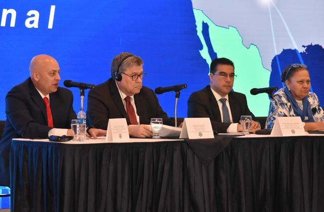 EU reafirma lucha contra pandillas centroamericanas y migración ilegal