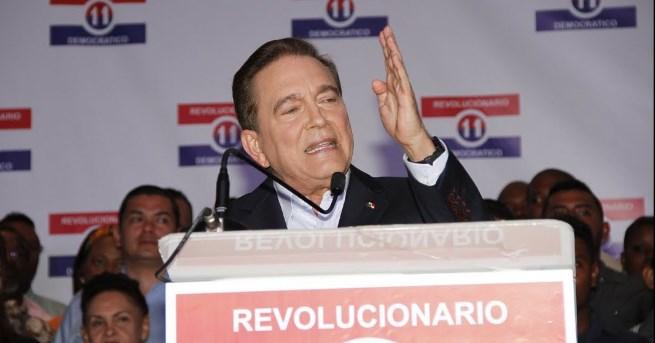 Estrecho margen impide declarar presidente ganador en Panamá