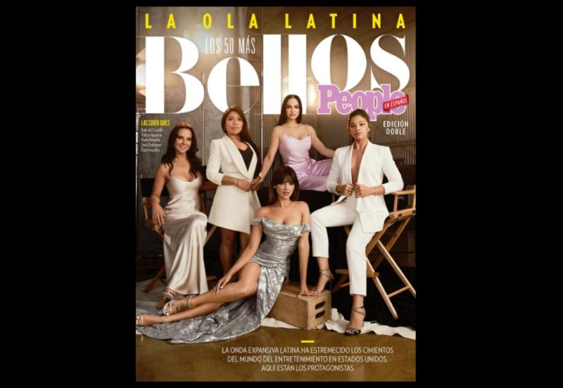"""Yalitza Aparicio y Kate del Castillo, entre """"los 50 más bellos"""": 'People'"""