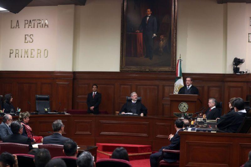 """Se revisará """"mala actuación"""" de algunos jueces: AMLO"""