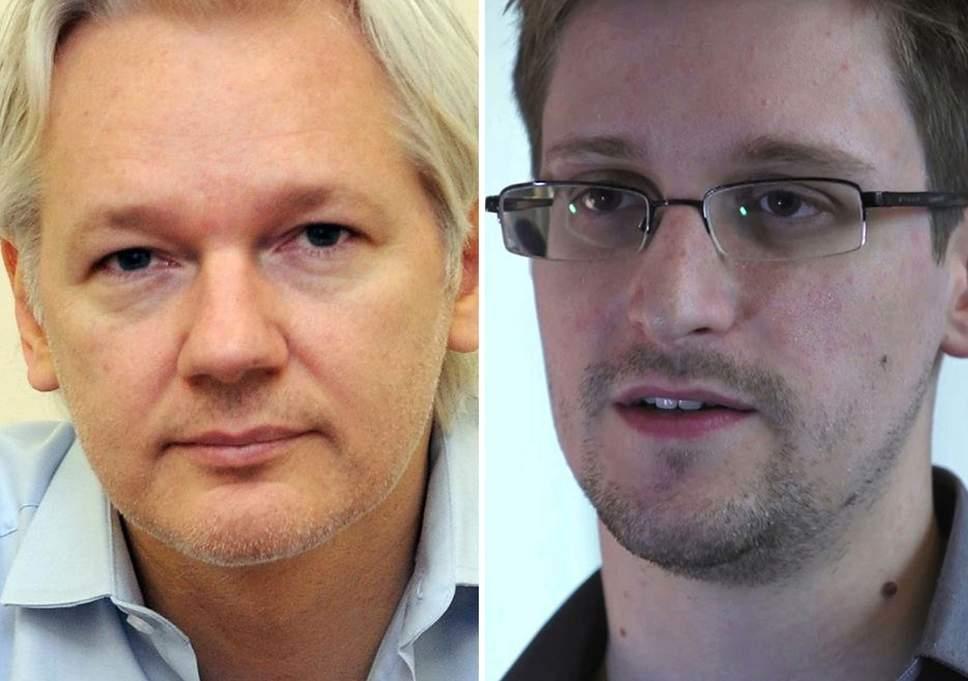 Assange y Snowden frente a la arquitectura de la opresión y el espionaje