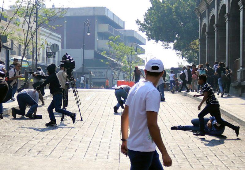 Video: Sicario de Cuernavaca iba a cobrar 5 mil pesos: AMLO;  ya había sido procesado por robo y posesión de mariguana y canta rap