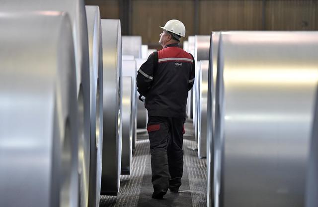 EU acepta eliminar aranceles al aluminio y acero de México y Canadá