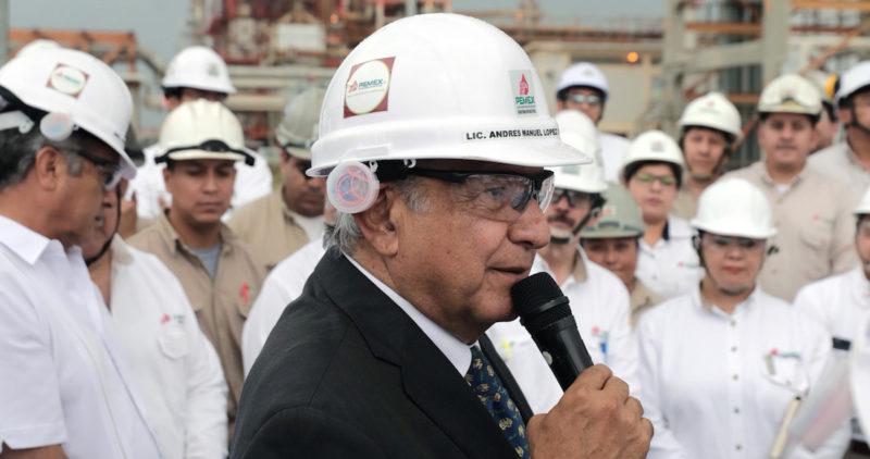Gurría no tiene autoridad moral: es de los que llevaron al país a la bancarrota, dice el Presidente