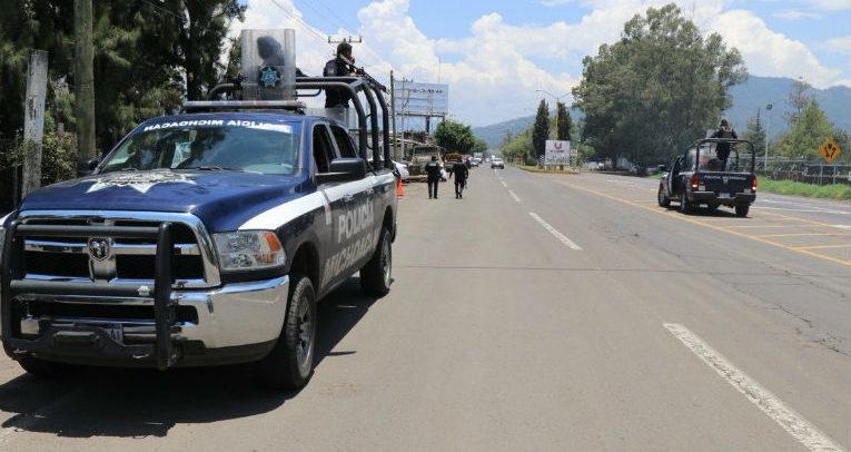 12 muertos en enfrentamiento entre Viagras y Cartel Jalisco Nueva Generación, en Uruapan