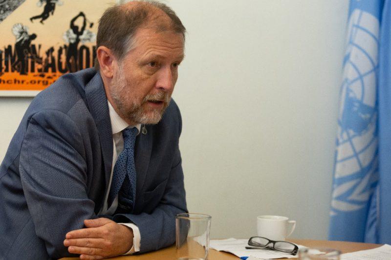ONU sugiere a México no volver a acciones de contención migratoria como el el gobierno anterior