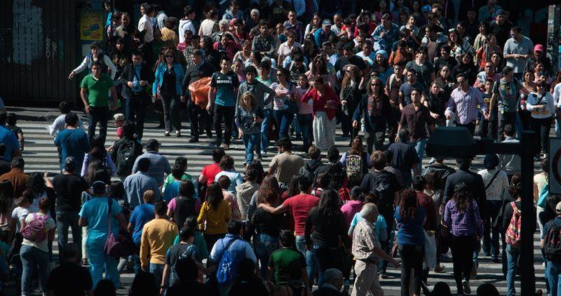 Ya somos 124.9 millones en México: 51.1% son mujeres y 48.9% son hombres, reporta la ENADID