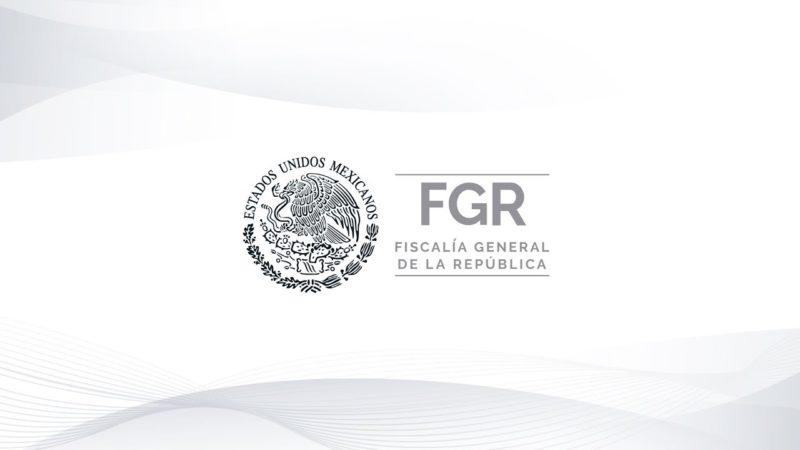 ?En Vivo   Mensaje del titular de la FGR a 100 días de gestión