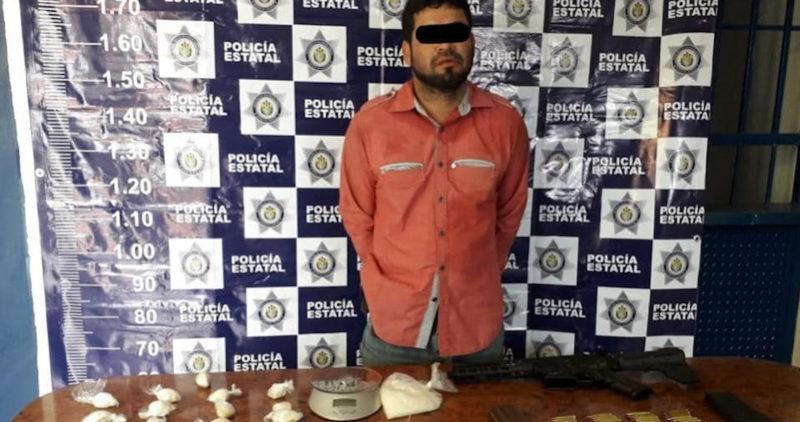 """Federales y la SSP de Veracruz capturan a Ernesto """"N"""", hermano del jefe de plaza en Minatitlán"""