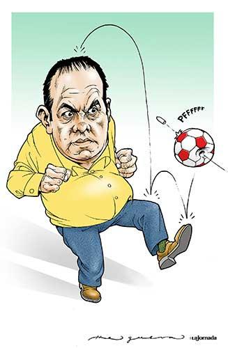 GOBERNANDO MORELOS-