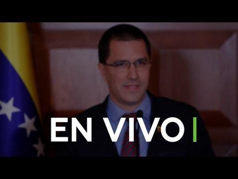 Videos: Irresponsable, tratar de derrocar a Maduro, advierte Rusia a EU