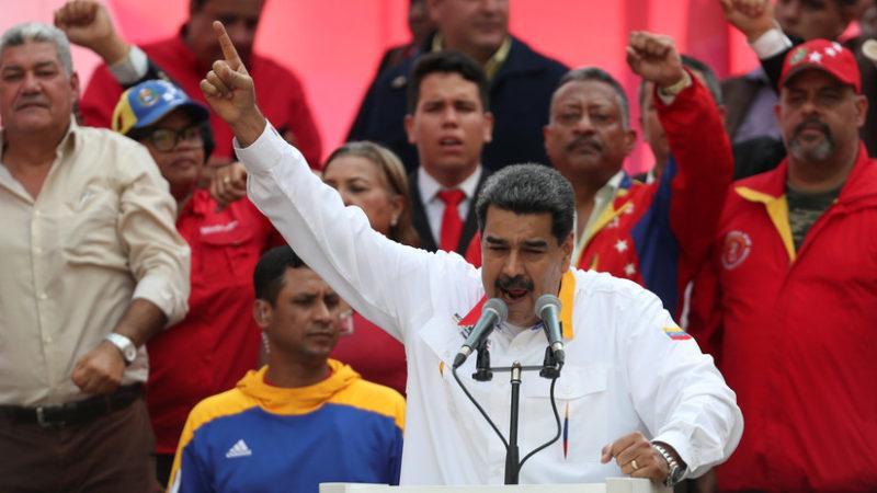 Videos:  En el primer año de su reeleción, Maduro propone elecciones anticipadas a la Asamblea Nacional en Venezuela