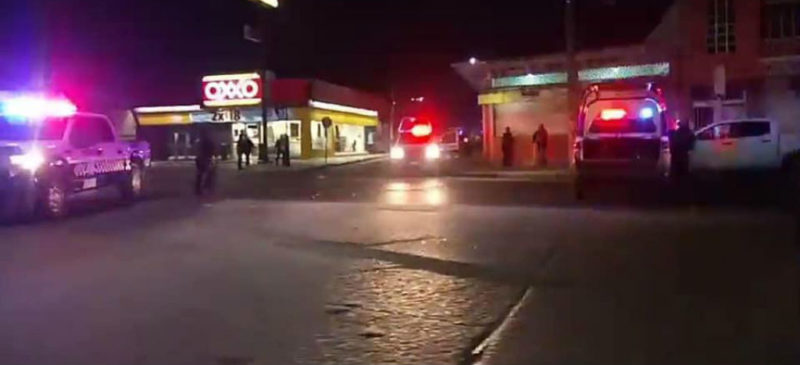 """Cae """"El Pelón"""", vinculado al asesinato de 13 personas, y se desata persecución y balacera en Minatitlán; 3 policías muertos"""
