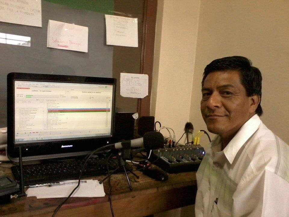 Asesinan en Oaxaca a director de radio comunitaria El Cafetal