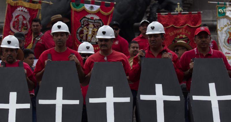 Se rescatarán los cuerpos de 65 mineros de Pasta de Conchos, ayude o no Germán Larrea: AMLO