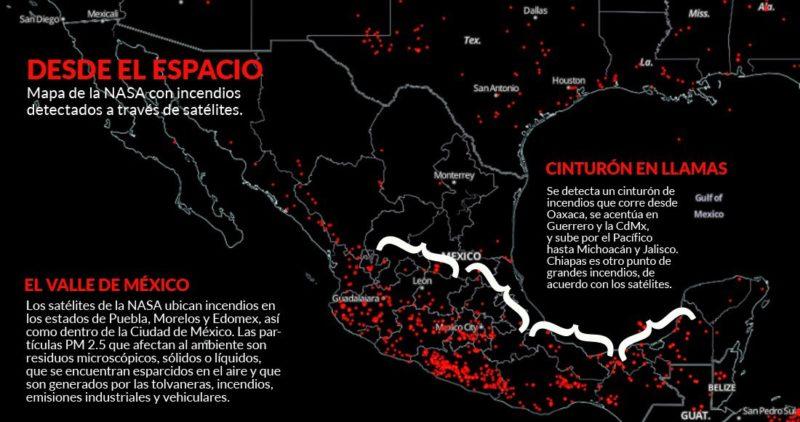 Capitalino: quédese en casa y cierre puertas y ventanas: Inicia Contingencia Ambiental en el Valle de México