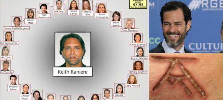 Hijo de Salinas, Emiliano, es co-conspirador de Raniere, acusado de tráfico sexual en EU: Fiscalía
