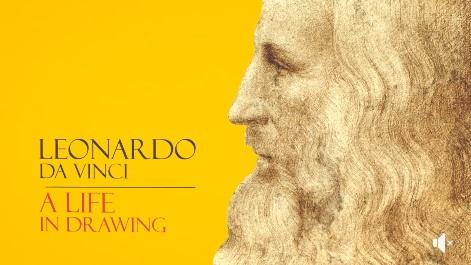 Descubren en Inglaterra retrato inédito de Leonardo da Vinci