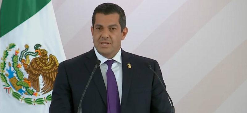 Ricardo Peralta, nuevo subsecretario de Gobernación