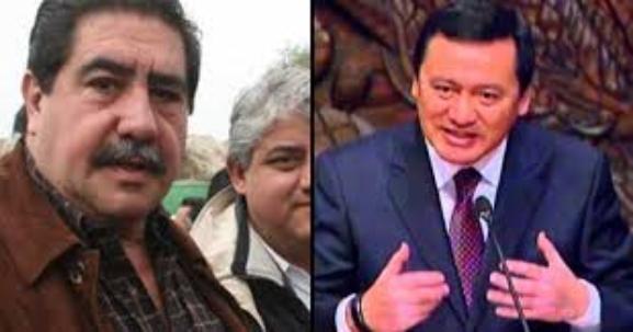 No es Gerardo Sosa. Son Carlos Sosa y Osorio Chong