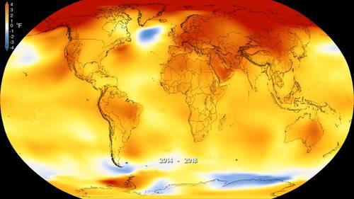Temperatura global podría aumentar de 3 a 5 grados, advierte Mario Molina, Premio Nobel de Química